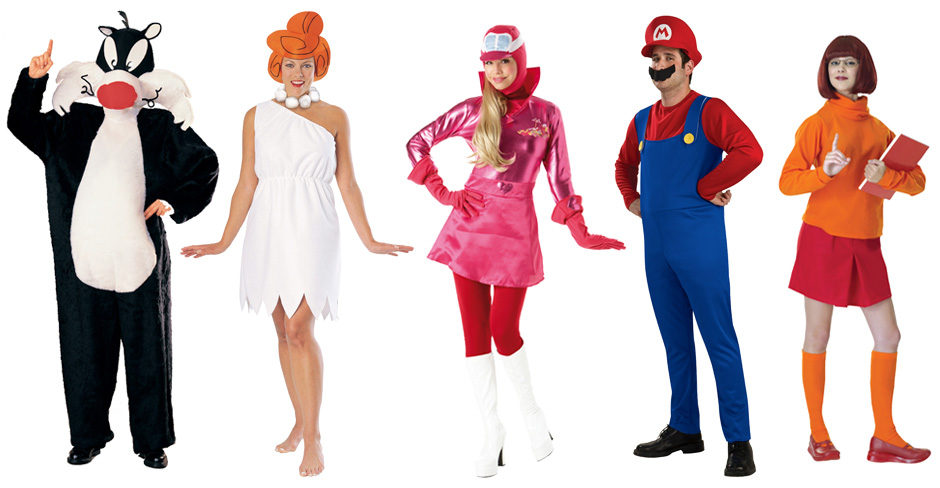Cartoon Characters Outfits : Fancy dress reflections costumes oxford bicester